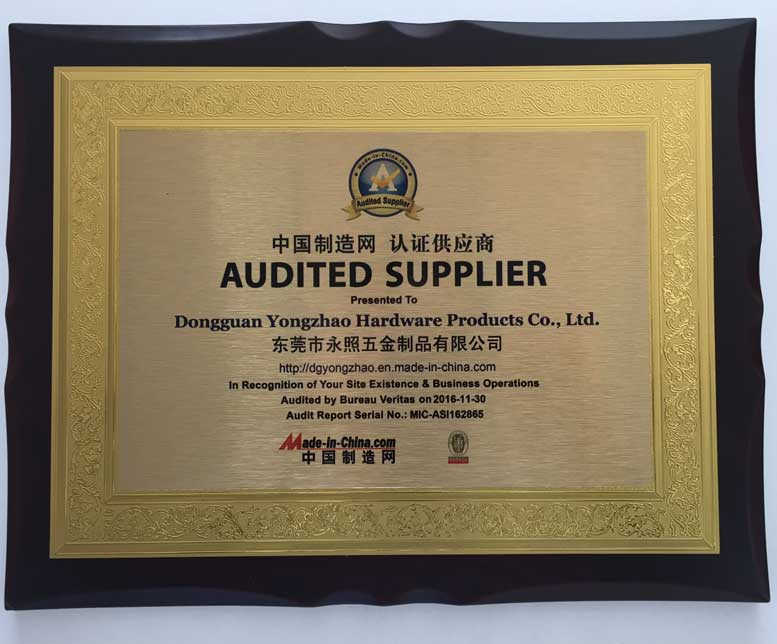 Audited Supplier Made-in-China.com