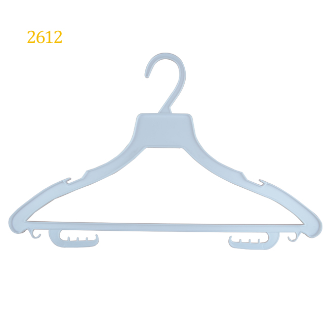 Wide shoulder suit vintage clothes hanger logo