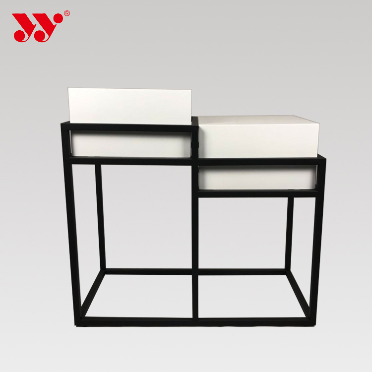 Simple Garment Shop Table Shoes Display Table Set